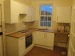 refurbished fife kitchen