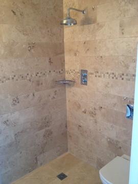 shower install
