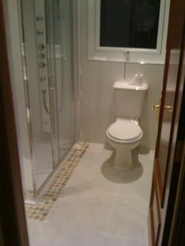 fife bespoke bathroom