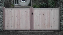 fitted fencing